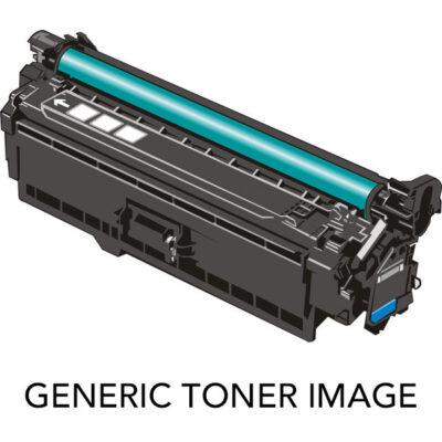 Generic toner image